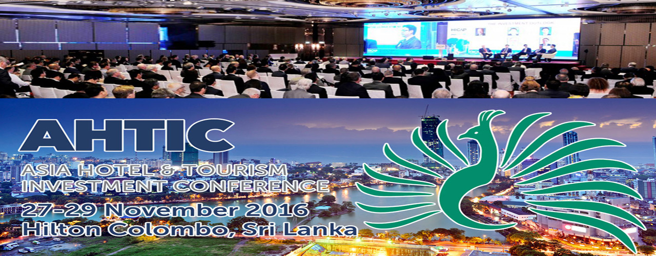 Asia Tourism Investment Conference in November