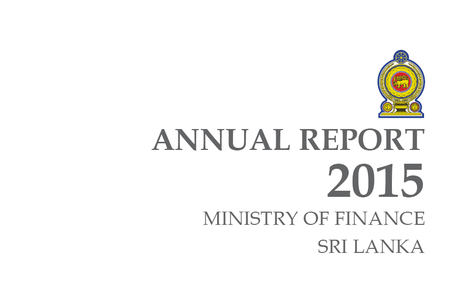 Central Bank Report 2015