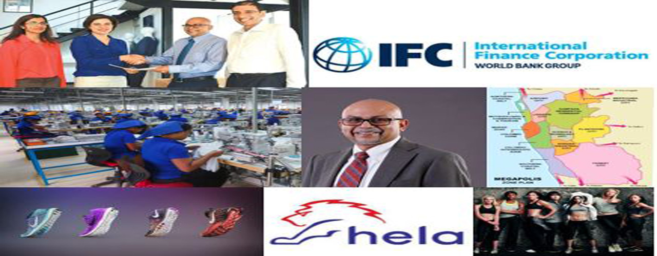 IFC's trade supplier financing for Hela Clothing