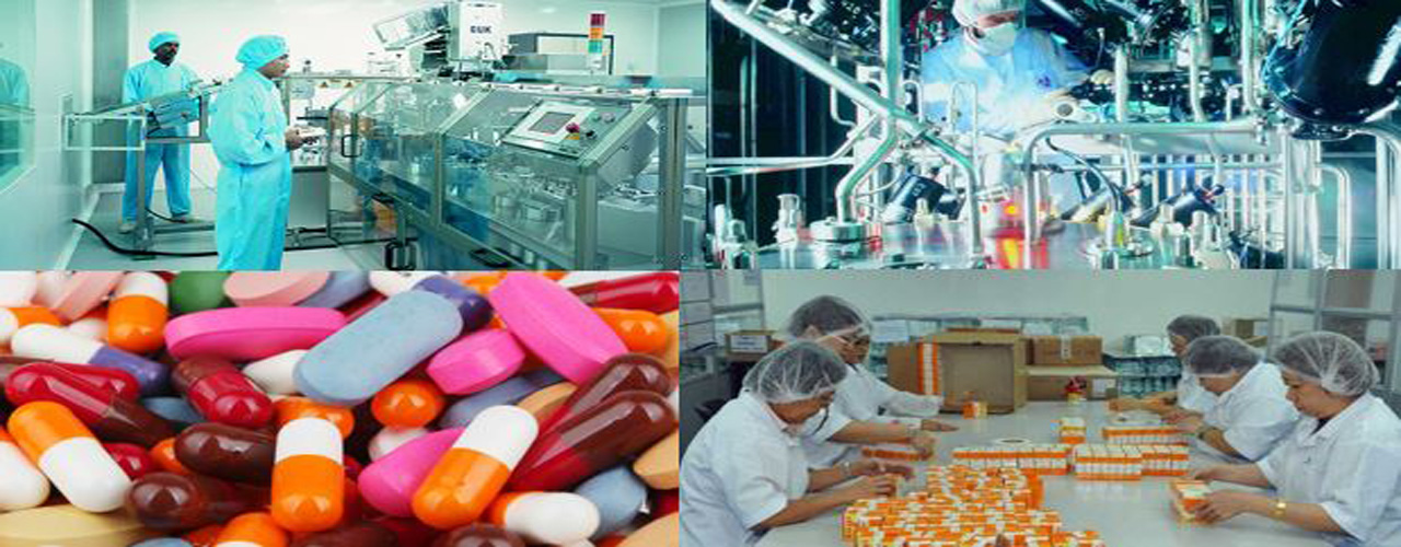 Manufacturing healthcare products supplements and cosmetics for export