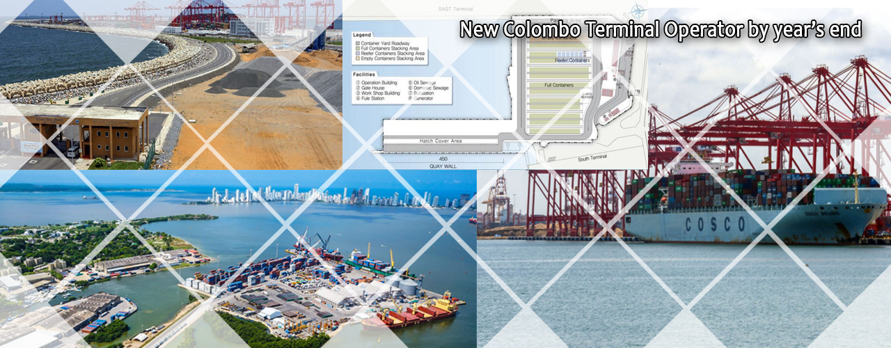 New Colombo Terminal Operator by year's end