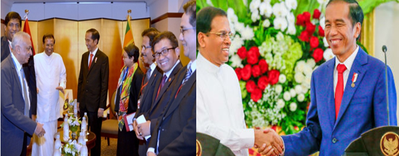 Free Trade Agreement between Sri Lanka & Indonesia.