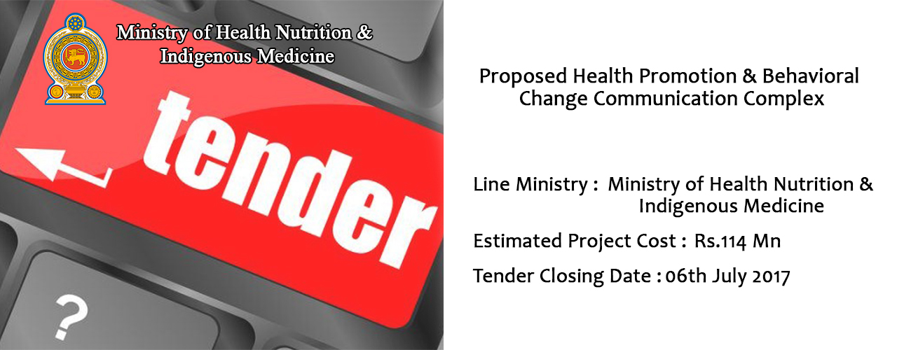 Proposed Health Promotion & Behavioral Change Communication Complex