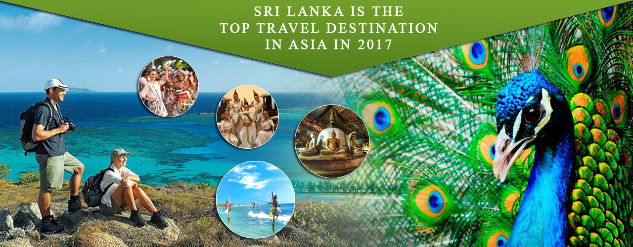 Sri Lanka is the top travel destination in Asia in 2017