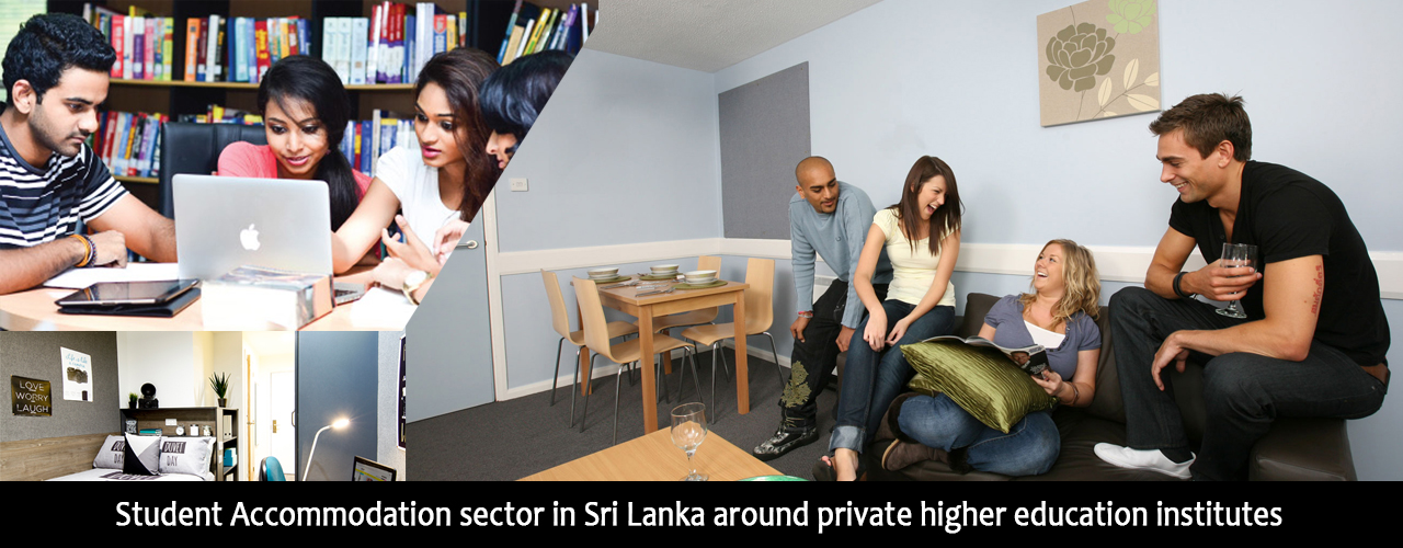 Student Accommodation Sector in Sri Lanka around Private Higher Education Institutes