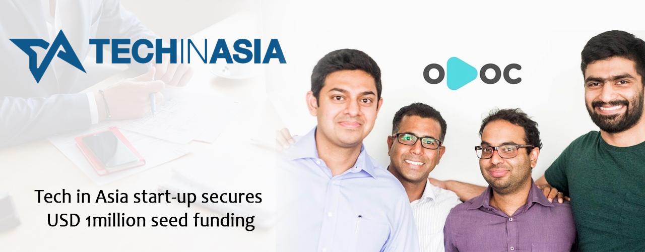 Tech in Asia start-up secures USD 1million seed funding