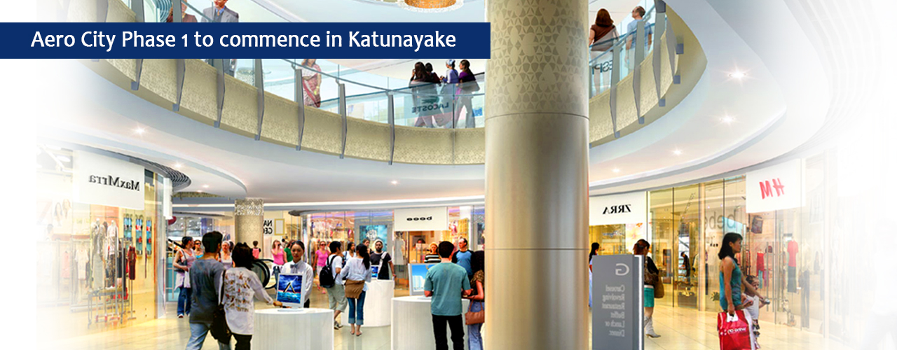 Aero City Phase 1 to commence in Katunayake