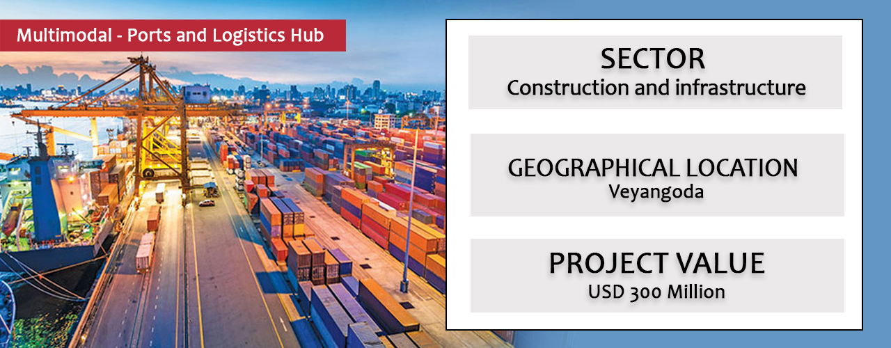 Multimodal – Ports and Logistics Hub