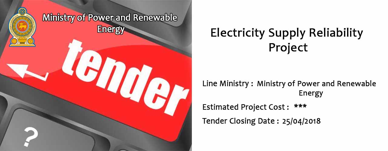 Electricity Supply Reliability Project
