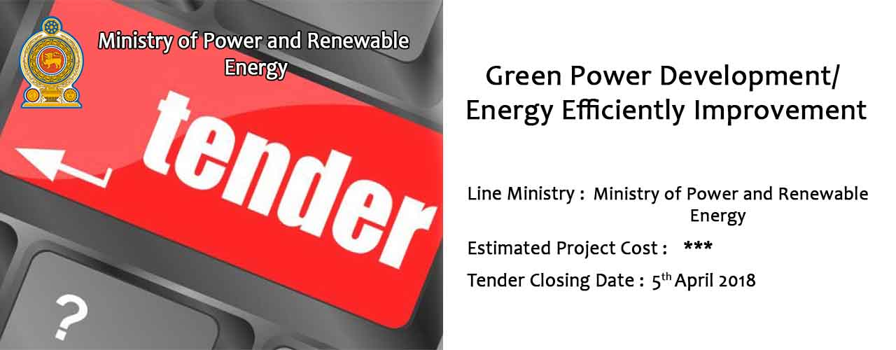 Green Power Development/ Energy Efficiently Improvement