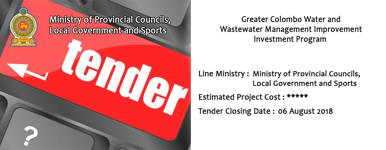 Colombo Water&Wastewater Management Improvement Investment Program