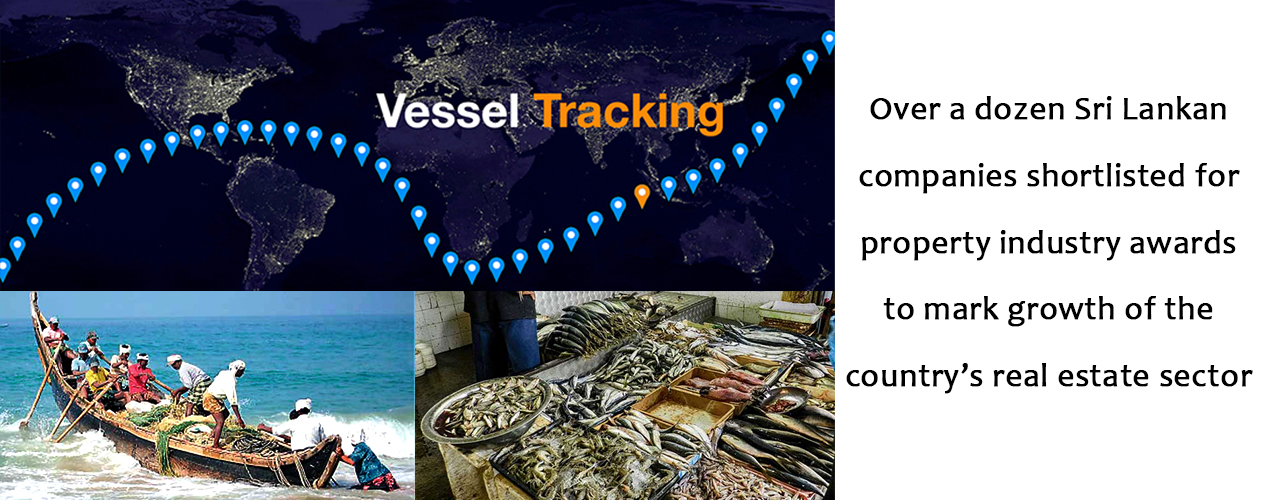 Sri Lanka's fisheries industry introduces Vessel Monitoring Service to track boats in Sri Lankan waters