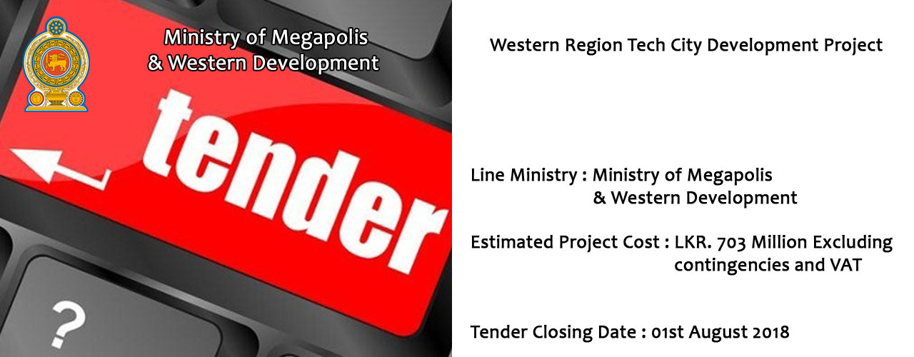 Western Region Tech City Development Project