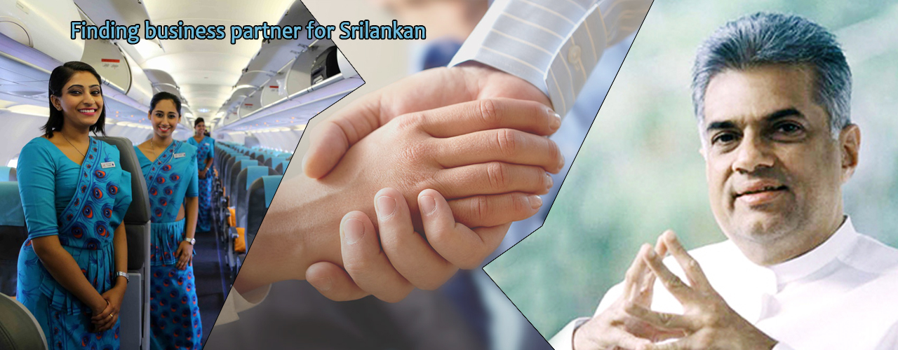 Finding business partner for Srilankan