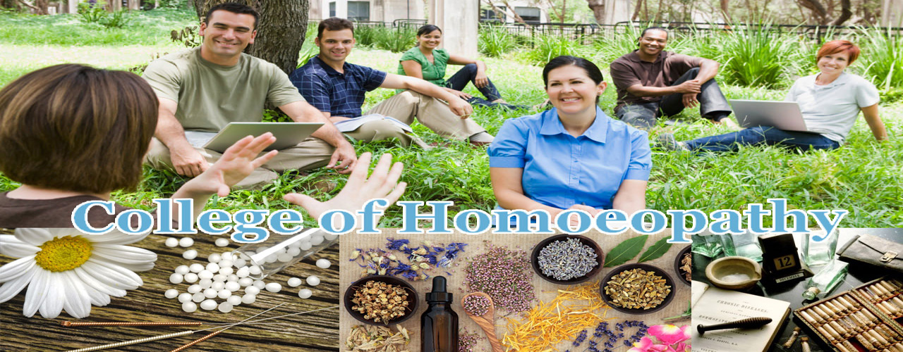 Homeopathic training college and hospital