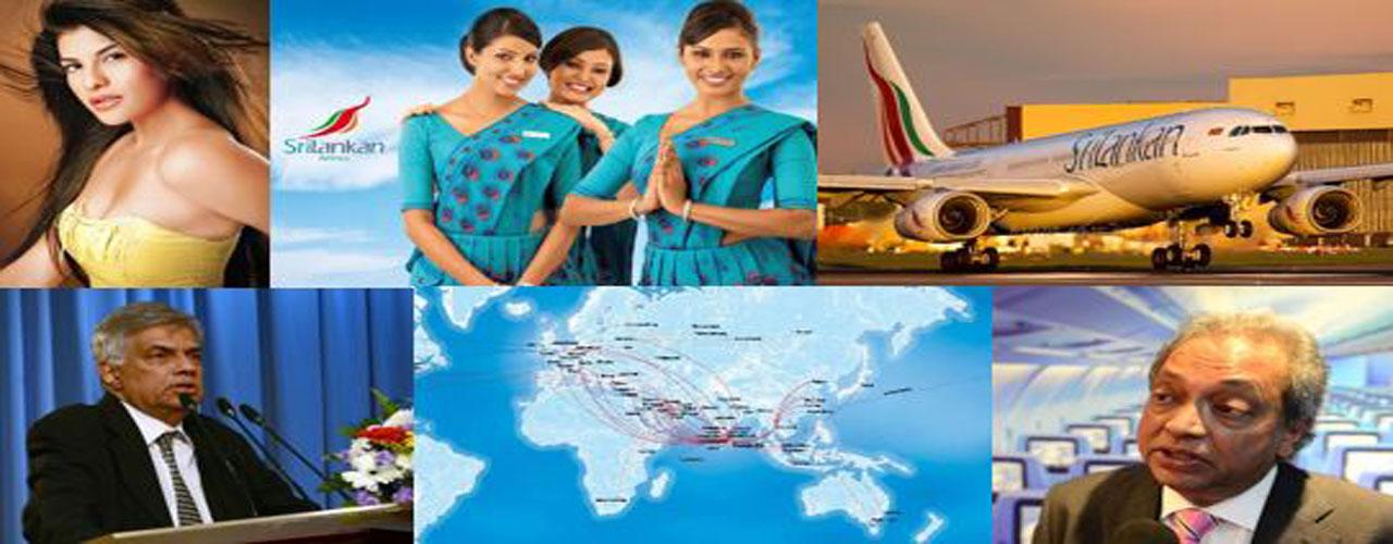 Jacqueline-the new face for SriLankan