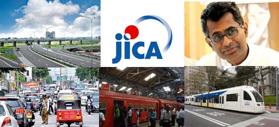 LRT system by JICA