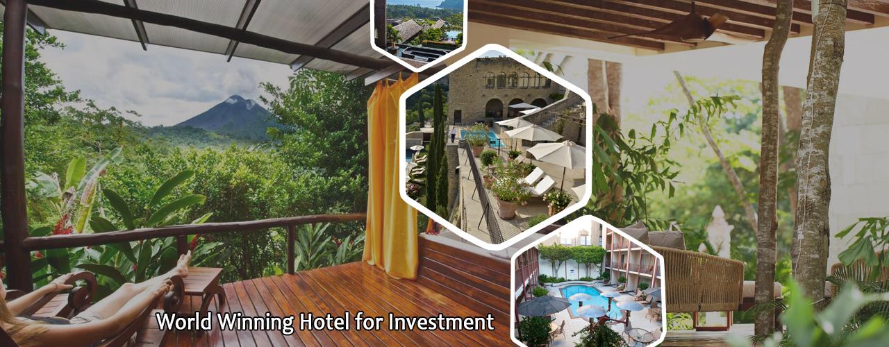 World Winning Hotel for Investment.