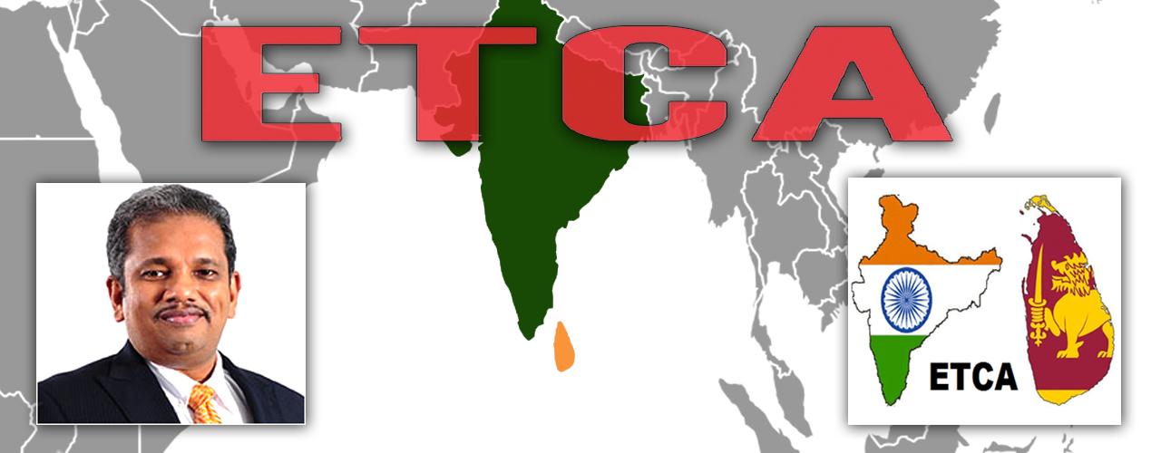 Mr. L. Abeysinghe speaks about ETCA