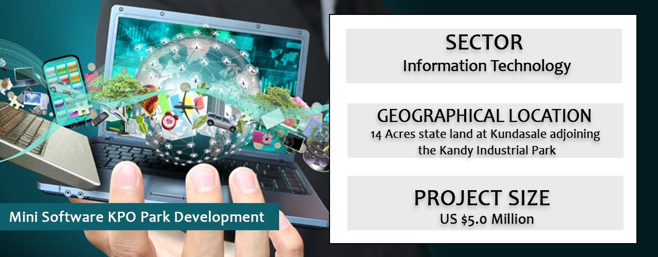 Mini Software KPO Park Development