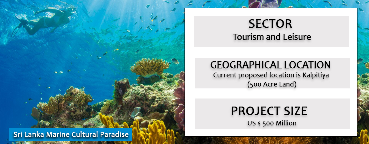 Sri Lanka Marine Cultural Paradise