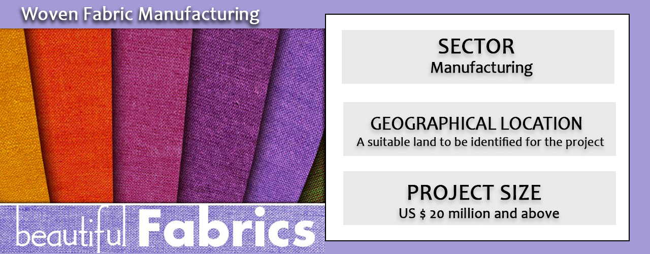 Woven Fabric Manufacturing