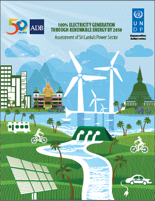 ELECTRICITY GENERATION THROUGH RENEWABLE ENERGY BY 2050