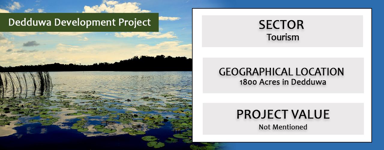 Dedduwa Development Project