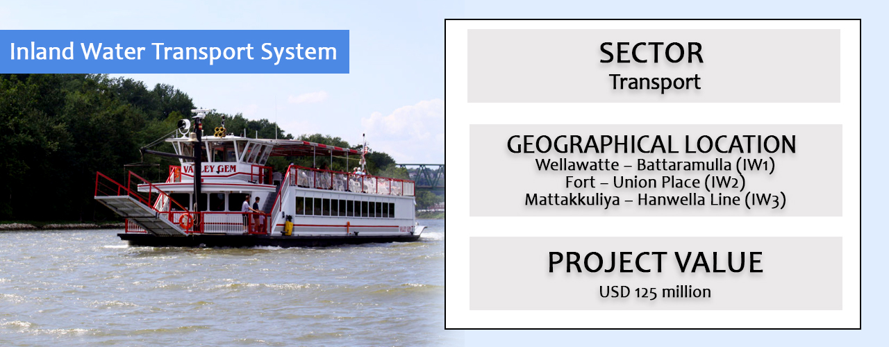 Inland Water Transport System
