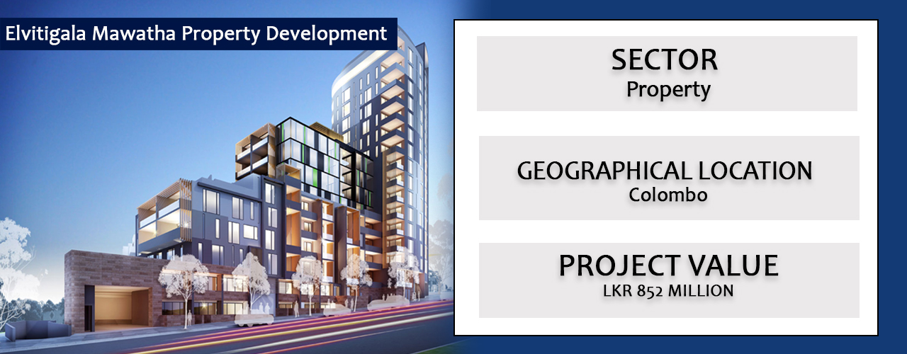 Elvitigala Mawatha Property Development
