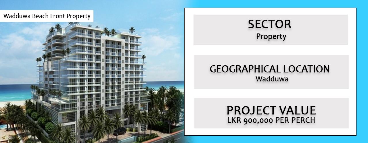 Wadduwa Beach Front Property