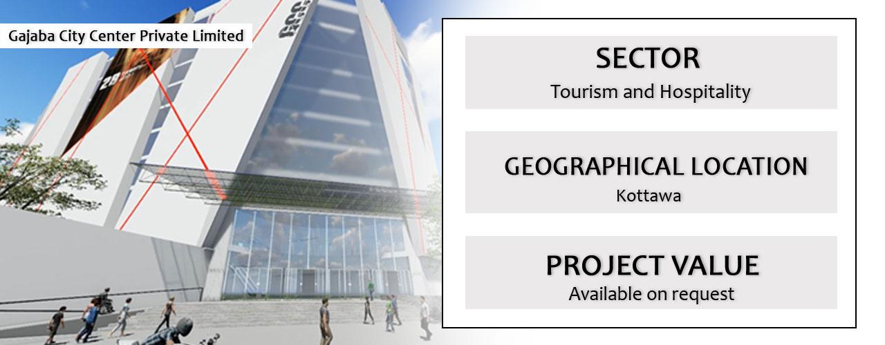 Gajaba City Center Private Limited