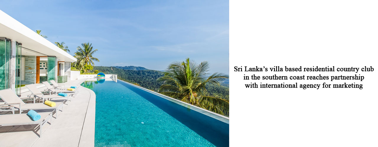 sri lanka u2019s villa based residential country club in the