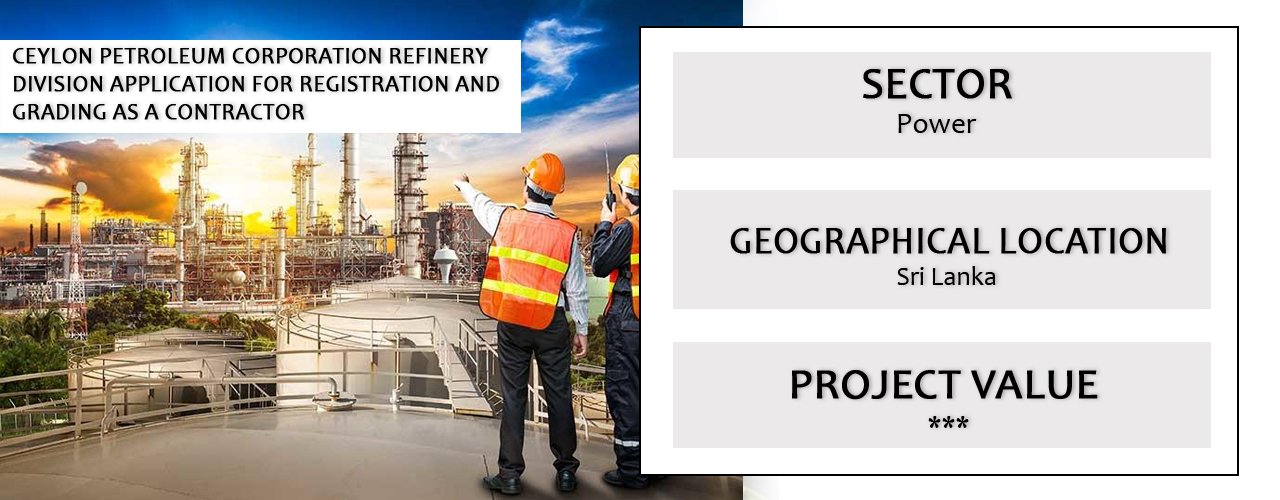 CPC Application For Registration And Grading As A Contractor