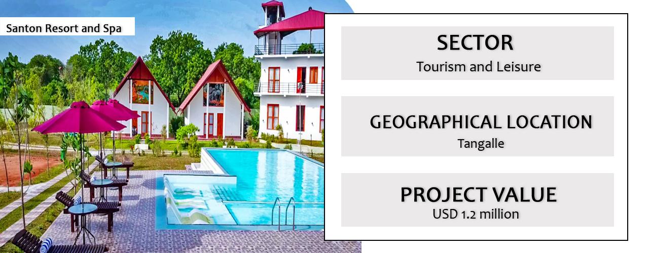 Santon Resort and Spa