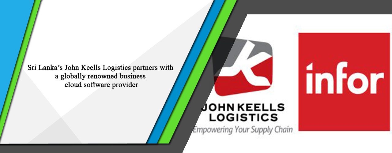 Sri Lanka's John Keells Logistics partners with a globally renowned business cloud software provider