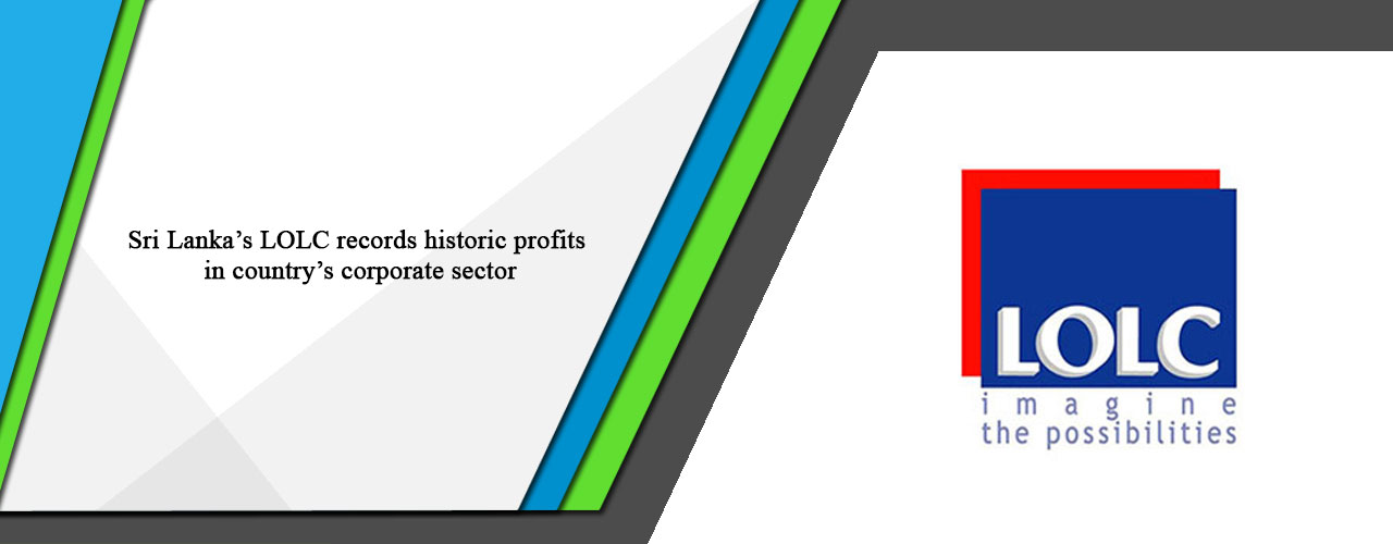 Sri Lanka's LOLC records historic profits in country's corporate sector