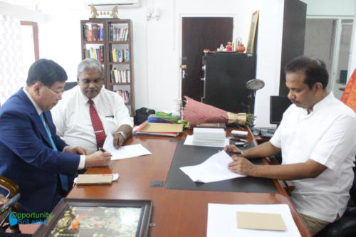 Consultancy Agreement with United Paper Mills Lanka and CHANGJO E&E