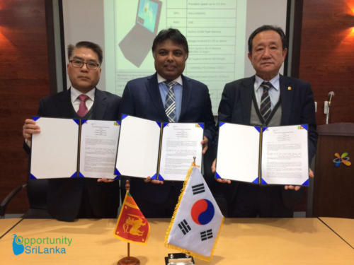 Korea Tour - E-World Co. Ltd and CAK Co. Ltd