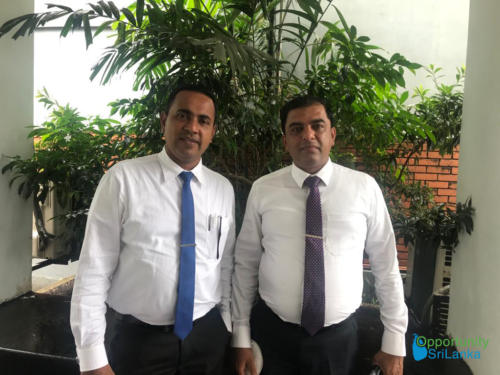 Meeting with Director Media to the President's Secretariat
