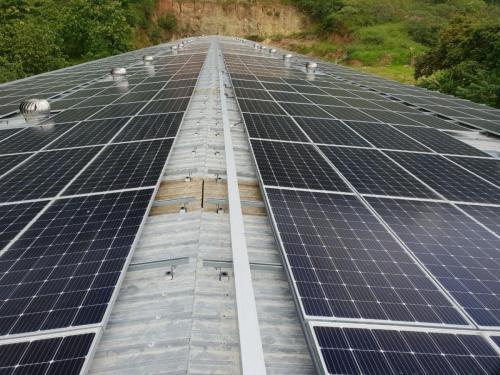 Opening of the Wellawaya CST Solar Factory3