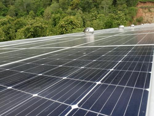 Opening of the Wellawaya CST Solar Factory5