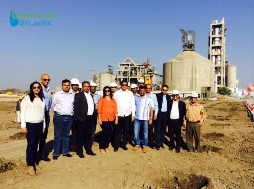 Site Visit in India with JK Cement Limited