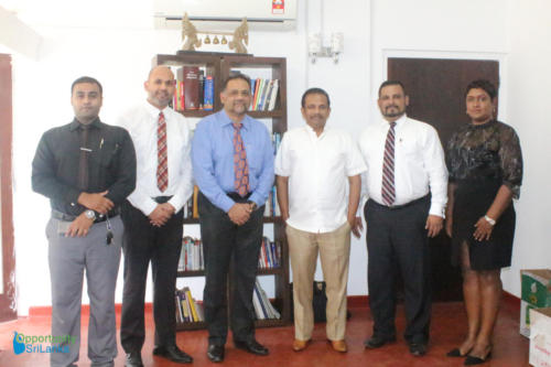 Tri-Party Agreement with Mr. Imran Cader
