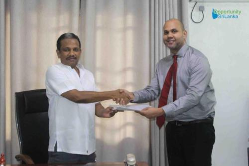 VCP Agreement Signing with Imran Cader of REML
