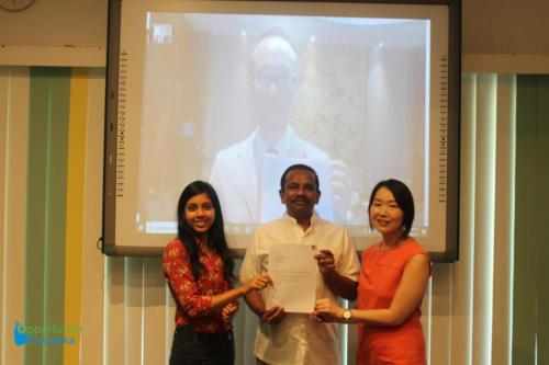Virtual Mandate Signing with Lanzhong Group